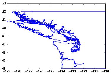 EOAS Python - Plotting Maps